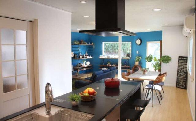 マンネリカップルにオススメするデートスポットは、レンタルスペースのキッチン付きのお部屋