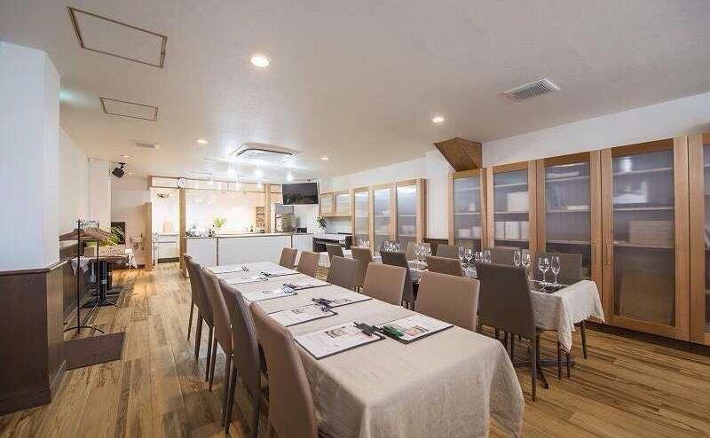 新潟 中央区 キッチン付きレンタルスペース 料理教室 クッキングライフnukunuku