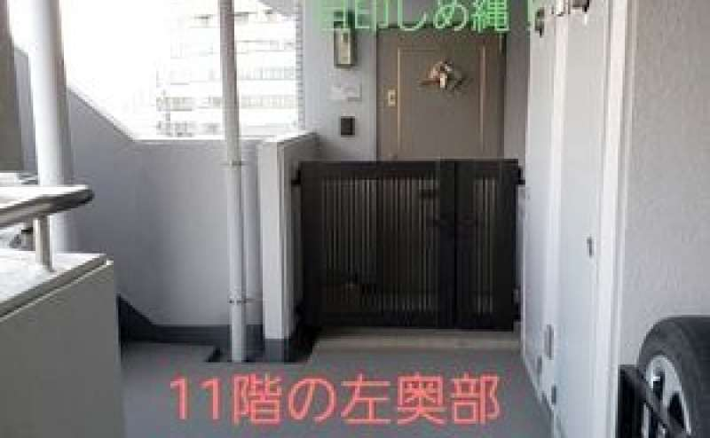 11階にございます。自然採光、風通し良し♬