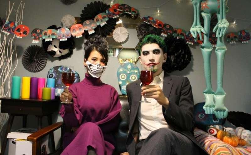ハロウィン装飾始めました!!ガチ仮装でご利用ください🎶
