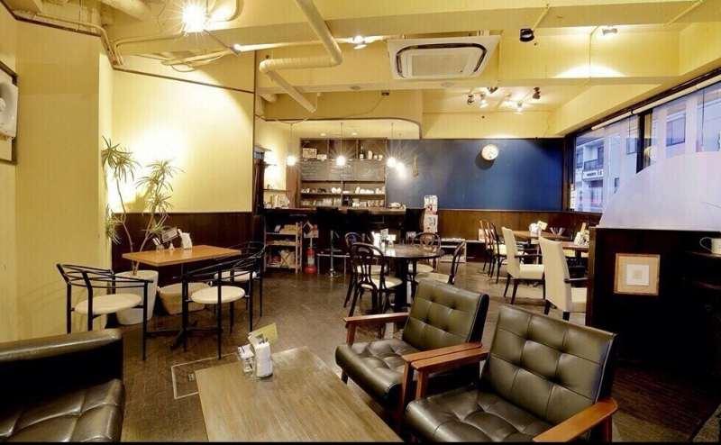 レンタルカフェ1000円/時間~1388円/時間