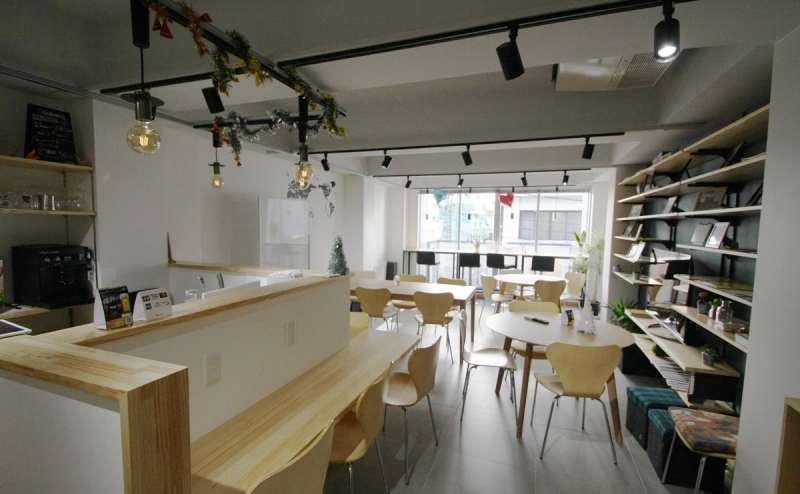 広電9号線(白島線) 八丁堀駅 2分のレンタルカフェ