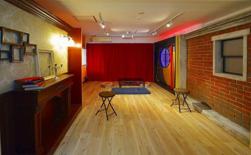 代々木公園駅で女子会のできるレンタルスタジオ