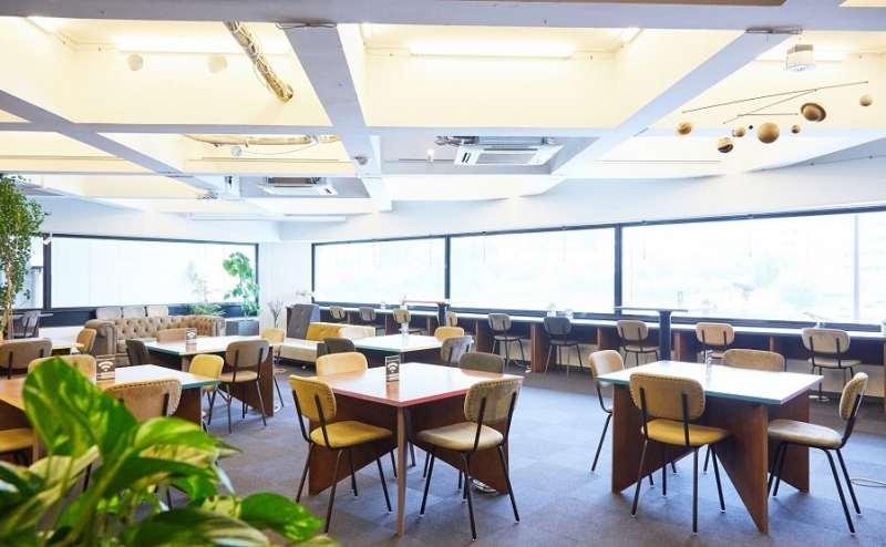 JR中央・総武線市ケ谷駅 のレンタルオフィス・シェアオフィス