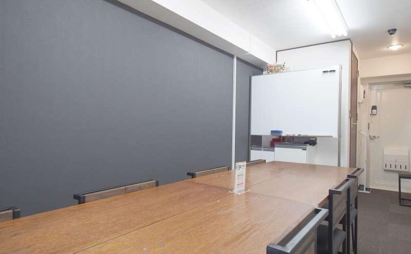 新宿 レンタルスペース【ショコラ】定員8~9名 駅目の前の貸し会議室