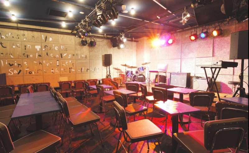 ライブハウス新宿SACT!