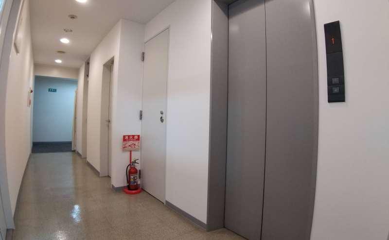 2階トイレ廊下
