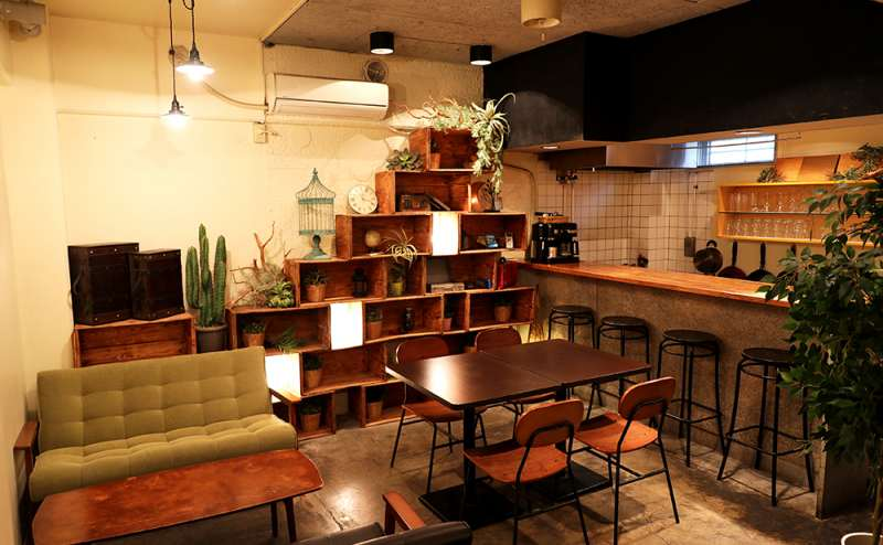 レンタルカフェ3000円/時間~7000円/時間