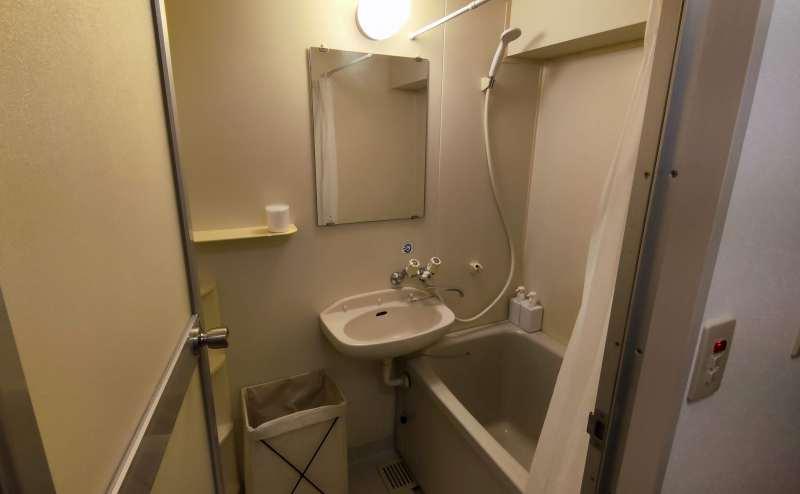 浄水機能付きのシャワーです