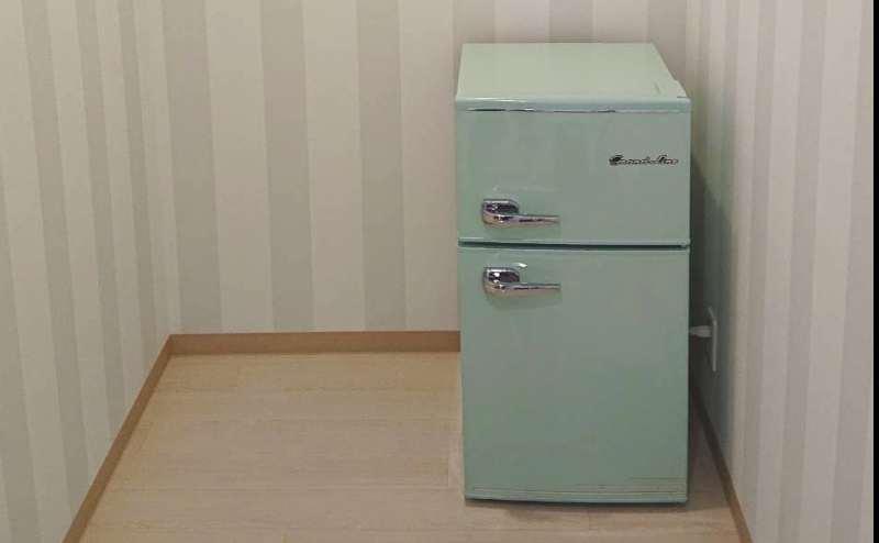 冷凍冷蔵庫がございます