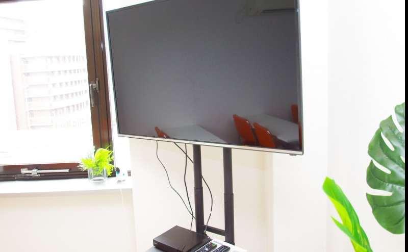 49型大画面モニター PCと接続してモニターとしてご利用&TVの視聴が可能
