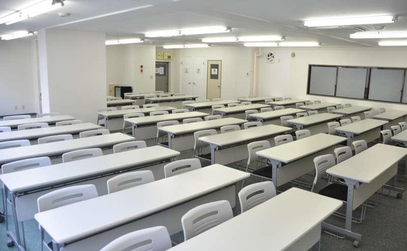 落ち着いた静かな環境での会議や研修、セミナーに