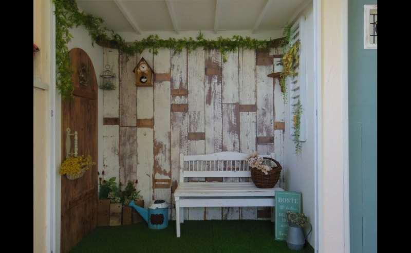 2F  子ども部屋 森の休憩小屋コーナー