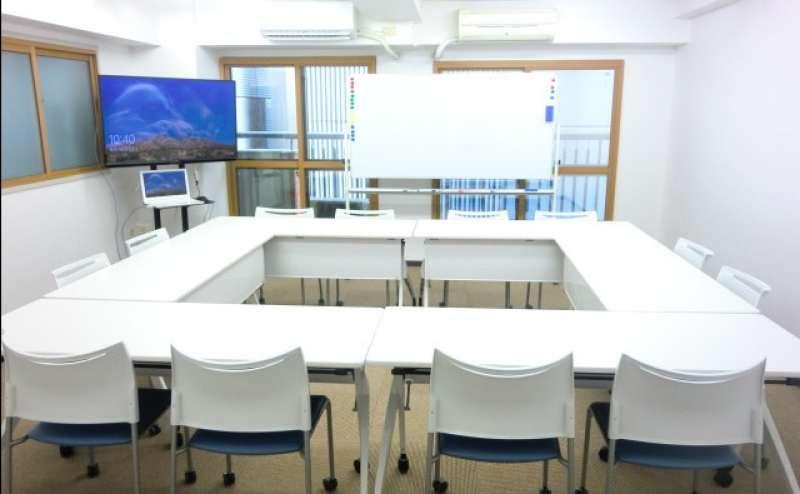 【新宿新南口1分】ひまわり会議室 長時間でも快適なゆったりスペース