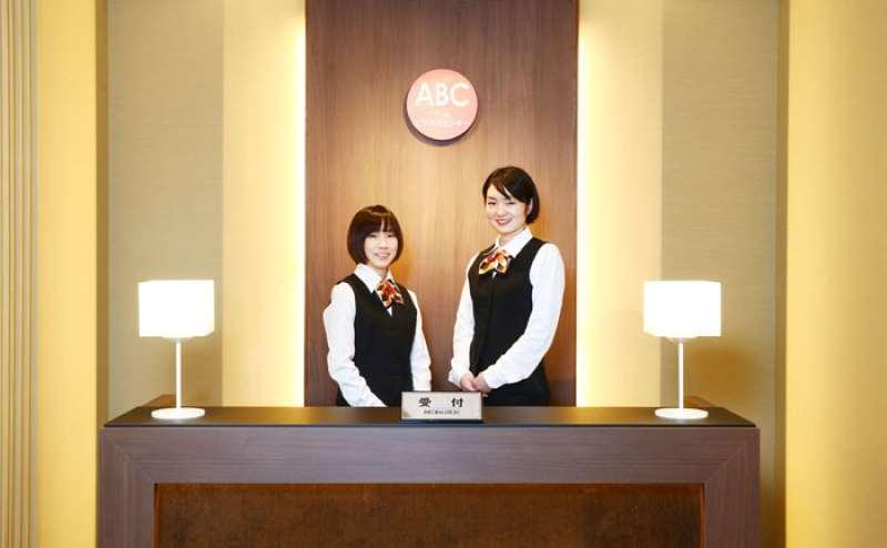 ご利用時は5階受付にお越し下さい。スタッフがご案内致します。