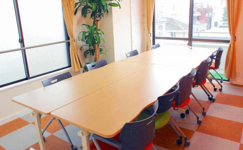 貸し会議室1500円/時間~4000円/時間