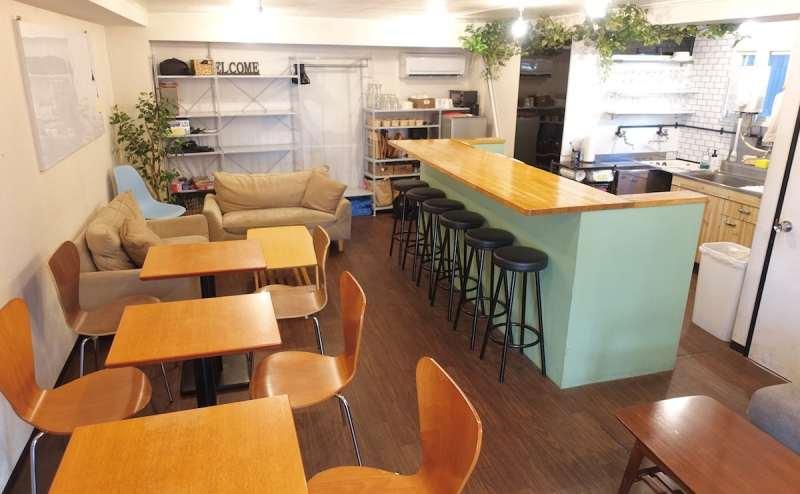 東京 板橋 キッチン付レンタルスペース sponge