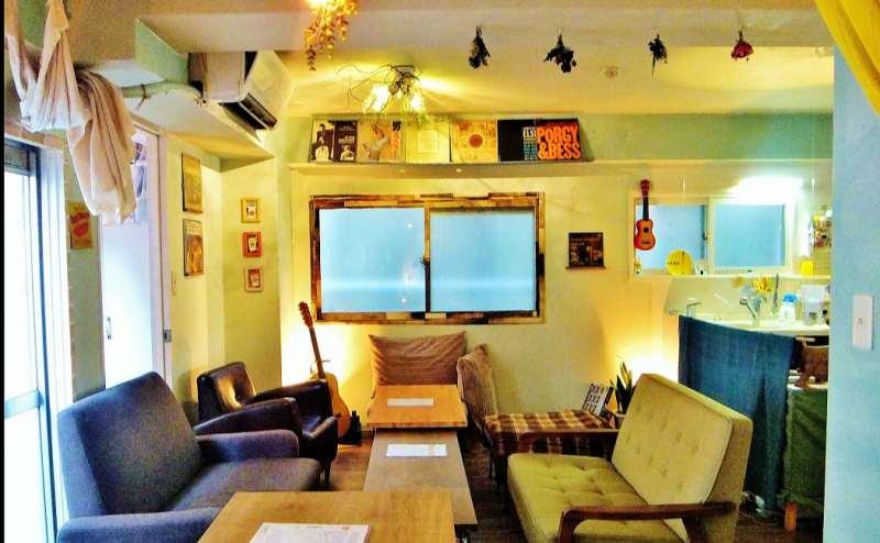 レンタルカフェ3500円/時間~8000円/時間