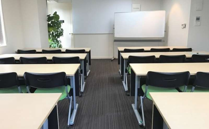 【3階大会議室】人気恵比寿エリアの閑静な場所☆ ホッと落ち着くゆとり空間 大人気格安スペース