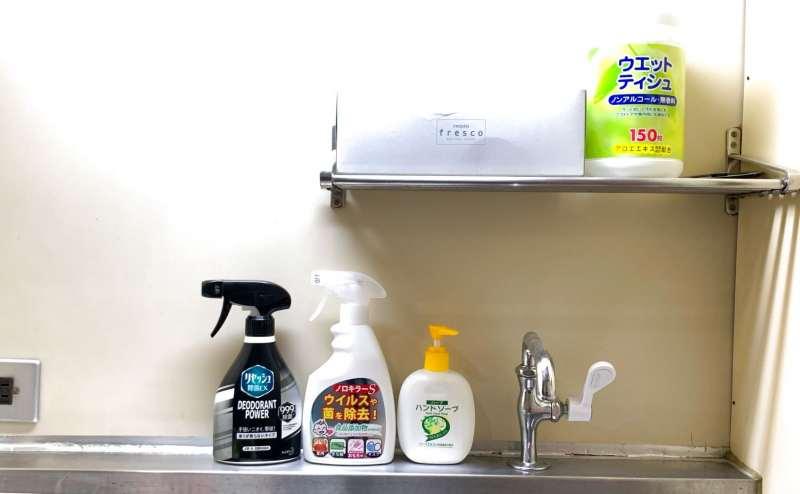 除菌スプレー インターコスメ㈱ ノロキラーS  次亜塩素酸水:有効塩素濃度200ppm