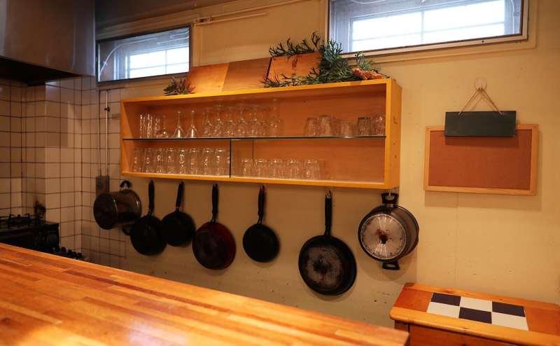 キッチン設備の整ったスペースです。テストキッチンにぜひご利用ください。