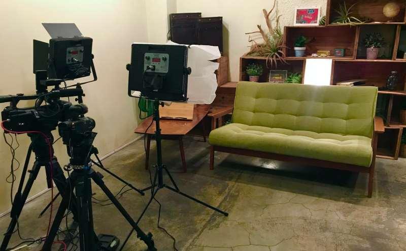 スチール/ムービー用撮影機材のレンタル
