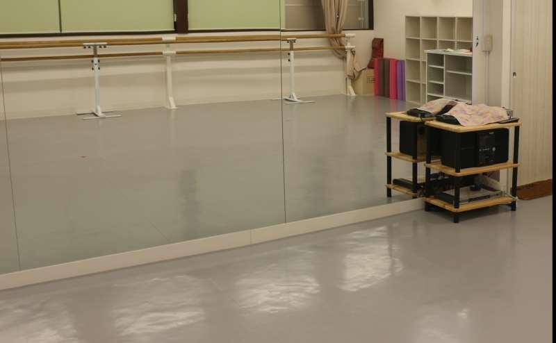 60平米ダンススタジオレンタル
