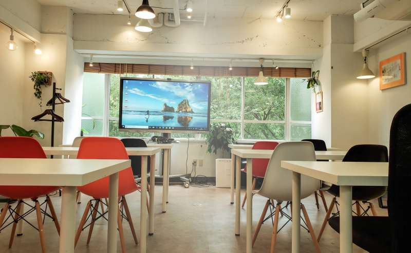 渋谷駅のイベントスペースShareOffice BIGness