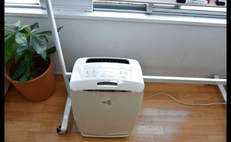 加湿空気清浄器 ダイキン ACK55-W
