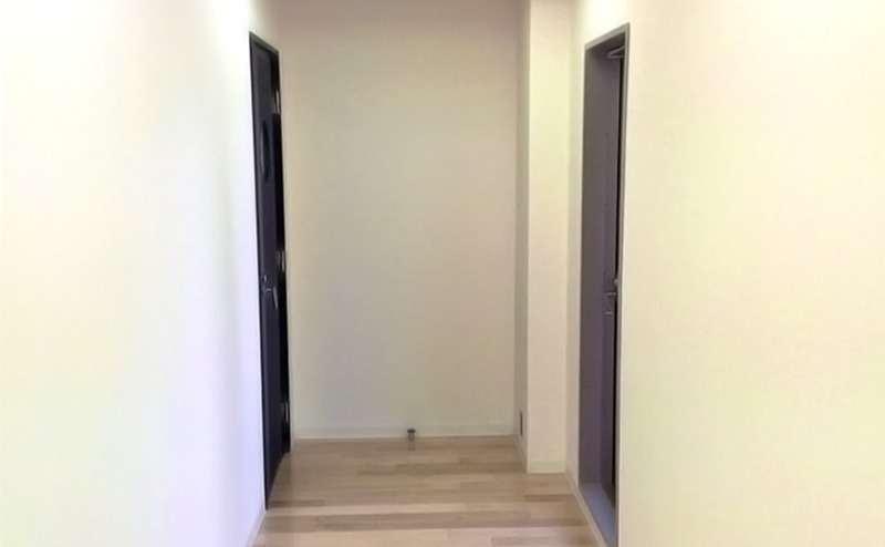 部屋までの同線