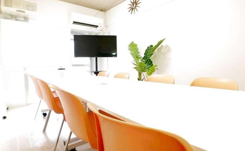 セミナールームやミーティングルーム としてご利用いただけます