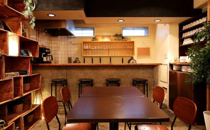 広々としたキッチンスタジオ