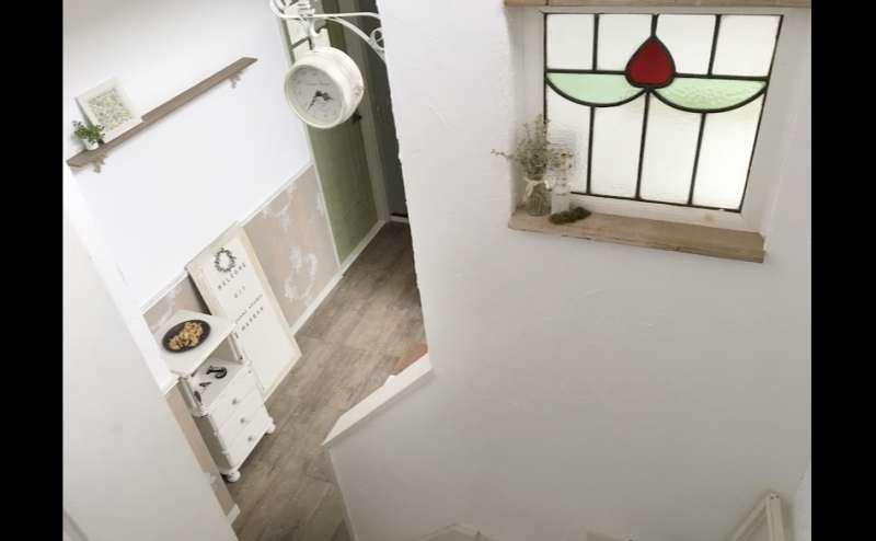 階段から玄関ホール