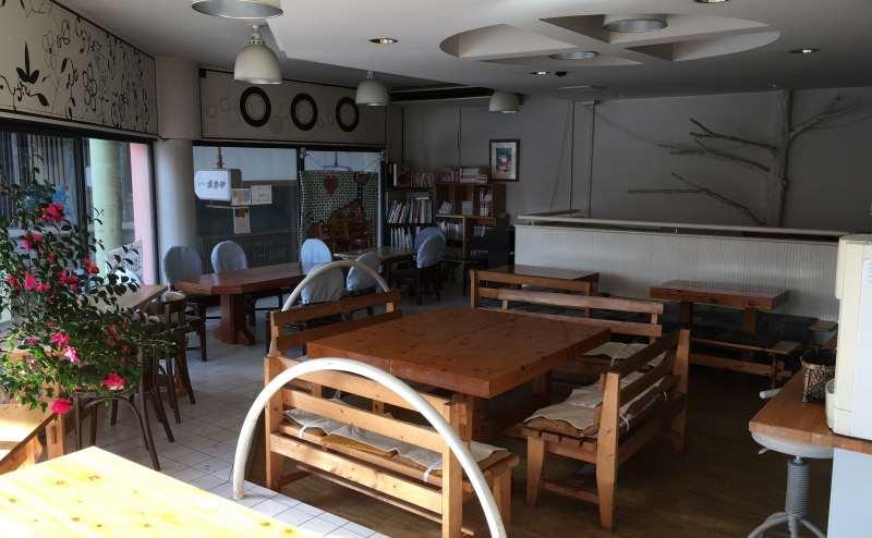 JR予讃線 丸亀駅 5分のレンタルカフェ