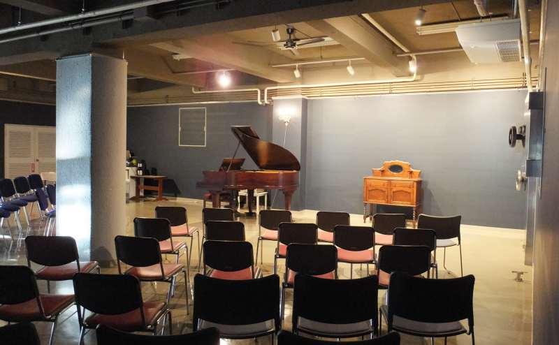 群馬県高崎市のコンサートスペース アトリエミストラル