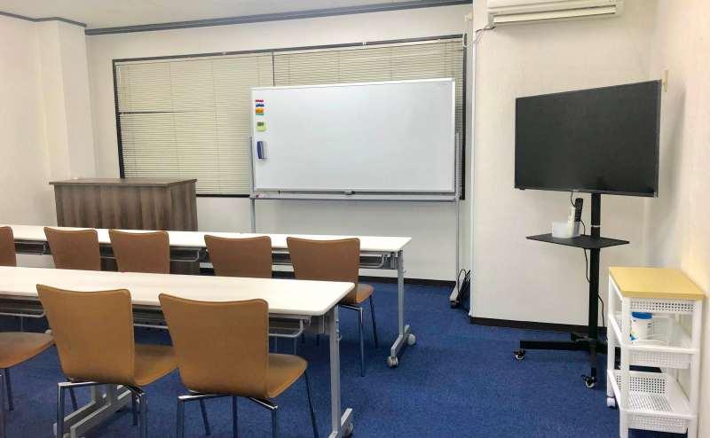大阪メトロ谷町線 南森町駅 1分の貸し会議室