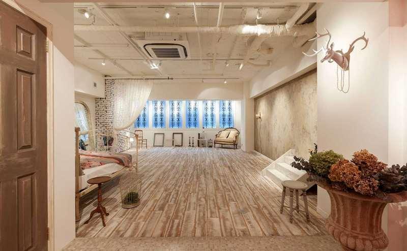 浅草橋ロゼスタジオ <ポートレイト&コスプレ撮影レンタルスタジオ> 32畳ワンルーム