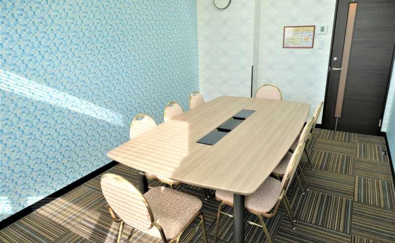 オフィスパーク名駅花車デザイン会議室