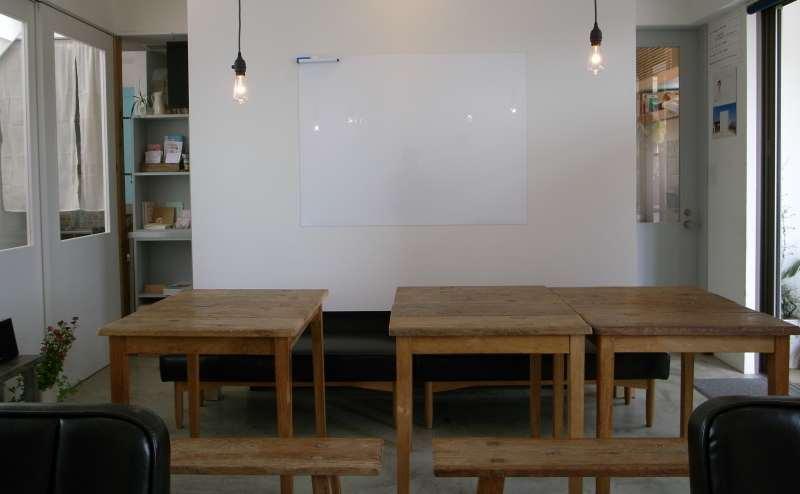 【つくばEX研究学園駅徒歩10分】元カフェスペースであなたの夢を実現!【アトリエ コモ】