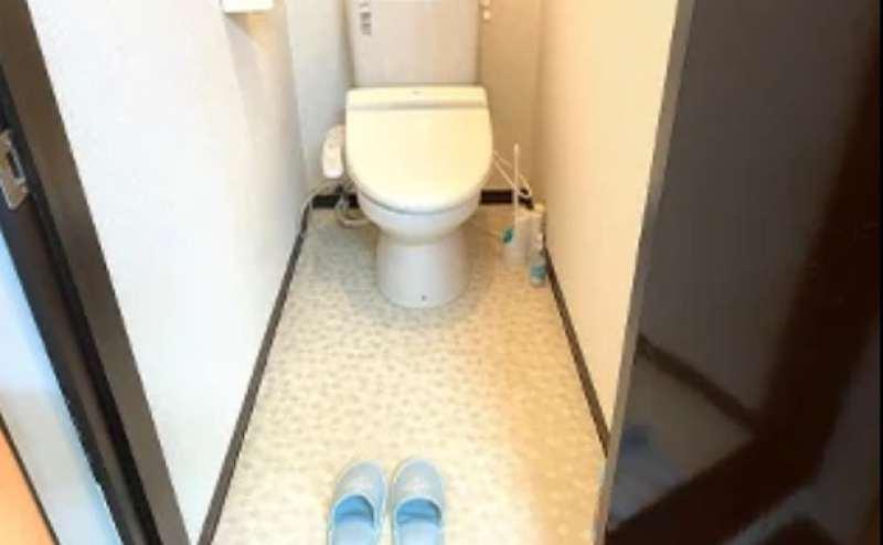 トイレの清掃には特に気を配っております。安心してご利用ください