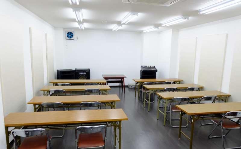 JR山陽本線(岡山~三原) 福山駅 9分の貸し会議室