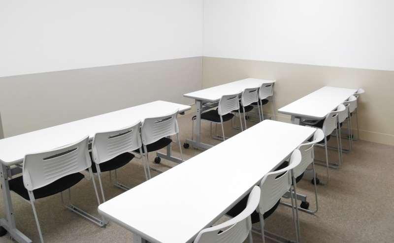 静かな環境は勉強会にぴったり