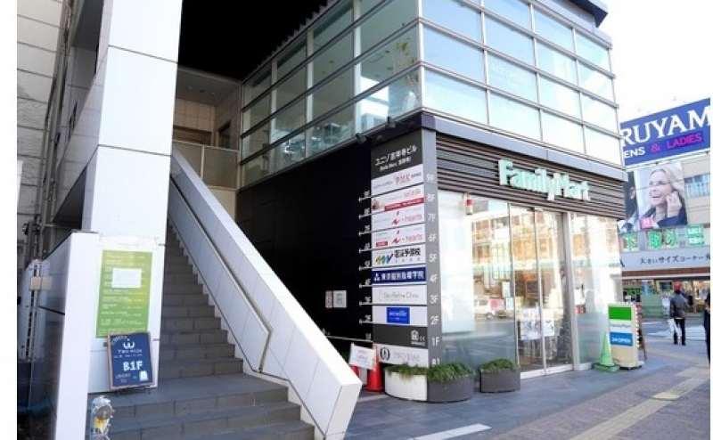吉祥寺駅から徒歩5分  駅近会議室ならこちら!