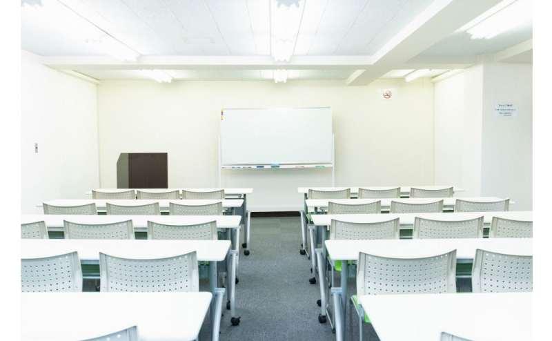 【荻窪駅徒歩5分】リーズナブルに利用できる会議室/セミナールーム 広々69㎡