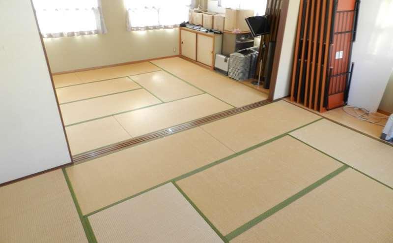 ホームパーティやセミナー、ワークショップに最適なレンタルスペース|和室スペース20畳 使い方は自由!