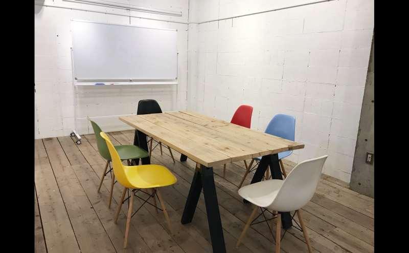 会議室としての使用イメージ