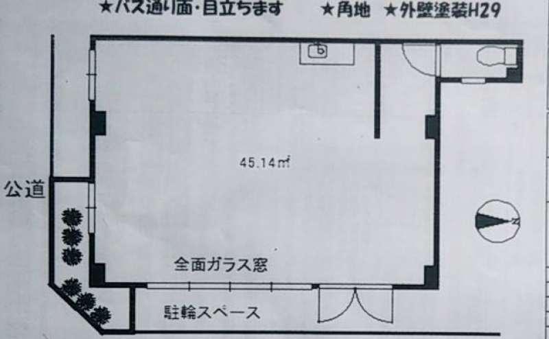 部屋の図面