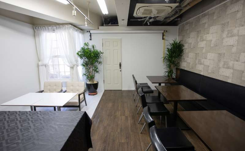 東急大井町線自由が丘駅 のイベントスペース