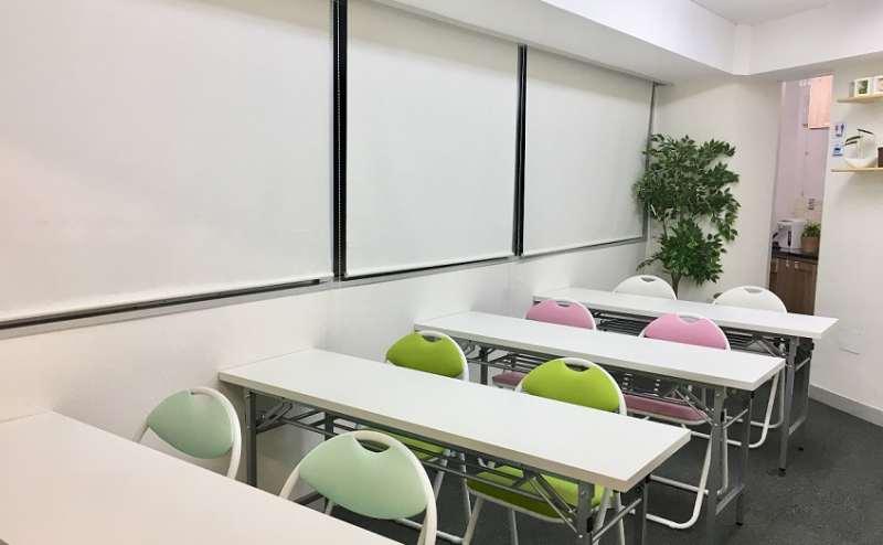 セミナー・教室タイプ8名パターン
