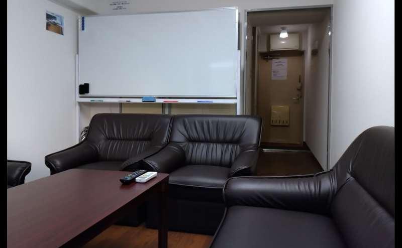 完全個室で機密性が高い部屋
